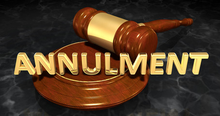 ANNULMENT OF MARRIAGE LAWYER