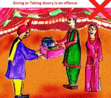 DOWRY CASE LAWYER